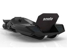 product, snolo stealthx, high perform, stuff, gear, gadget, fiber sled, snolo sled, carbon fiber