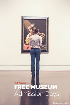 Upcoming FREE Museum Admission Days for Bank of America customers:  October 3-4, November 7-8 and December 5-6 for the rest of 2015.