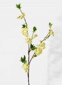 cherry blossom silk flowers for spring wedding event centerpieces