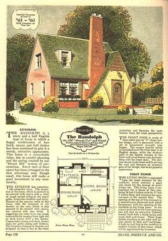 Sears Homes On Pinterest House Design House Kits And