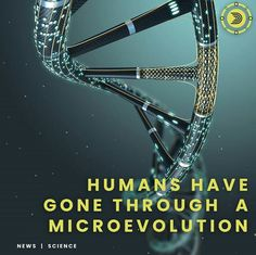 Human Evolution, New Me, Has Gone, Science