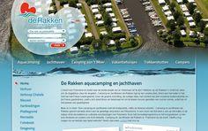 Camping en jachthaven de Rakken - www.derakken.nl