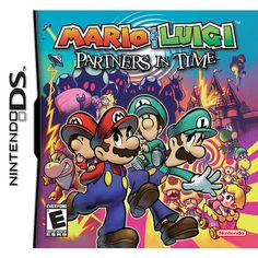 """Mario and Luigi: Partners in Time for Nintendo DS - Nintendo - Toys """"R"""" Us"""