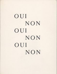 Oui... but non.