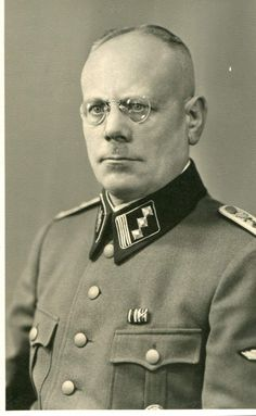 Unidentified SS-Hauptsturmführer (captain), probably before the outbreak of the war.