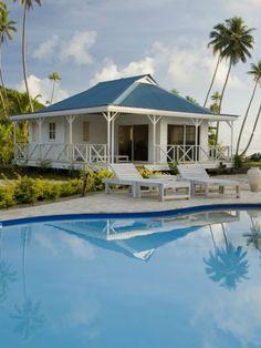 Hôtel de charme à vendre en Polynésie Française - Raiatea