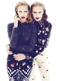 Amazing photo from Glamour Personal Shopper with #Hair & #MakeUp by Barbara Bertuzzi for Urban Tribe! #fashion #editorial