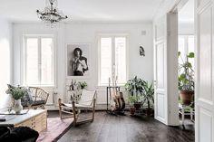 Gothenburg apartment - Livingroom