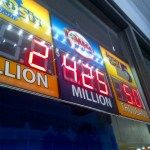 Another $1 million winning lottery ticket was sold in New Jersey!