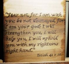 Bible Verses About Strength   words Of Comfort*though U Know Them I Think ..but I Wanted To Find N ...