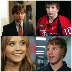 Amanda Bynes is secretly Brayden Schenn, starring in She's the Schenn (sequel to She's the Man).
