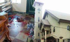 Anambra Church Attack: How Parish Priest Escaped Tragic Death at the Altar http://ift.tt/2hCdYKD