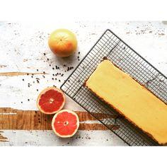 Greipfruit tart