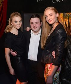 Game of Thrones cast!