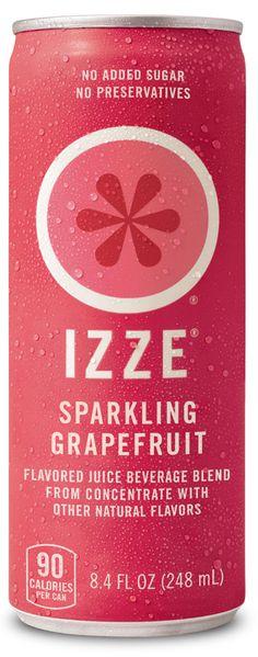 IZZE<sup>®</sup> Sparkling Grapefruit