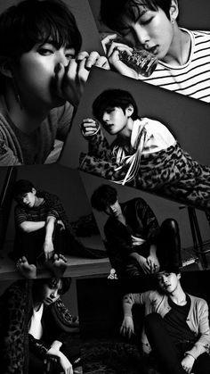 New bts wallpaper aesthetic dark desktop ideas <br> Yoonmin, K Pop, Love Yourself 轉 Tear, Bts Group Photos, Korean Boy, The Scene, Bts Lockscreen, Bts Pictures, Bts Edits
