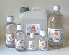 """""""Zest-It oil paint dilutant and brush cleaner is a natural solvent and is non-flammable, non-yoxic and environmentally friendly. It's a great alternative to white spirit and turpentine as it's much niver to work with and has a nice lemony smell. I find lots of uses for Zest-It around the workshop.""""  Emma-Louise Tomlinson,  The Studio And Gallery (Taken from April '12 issue of Art Business Today magazine.)"""