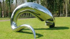 I'm Alive by Tony Cragg   CASS Sculpture Foundation