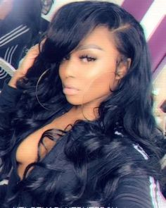 Best ideas hair styles long life - All For Hairstyles Wig Styles, Curly Hair Styles, Natural Hair Styles, Weave Styles, Frontal Hairstyles, Twist Hairstyles, Short Hair Wigs, Princess Hairstyles, Black Girls Hairstyles