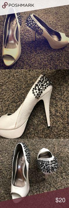 Spiked heels Spiked heels Shoes Heels