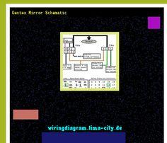 Gentex mirror schematic. Wiring Diagram 175323. - Amazing Wiring Diagram Collection