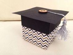 DIY:  Caja graduación scrapbook