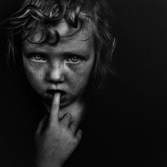Untitled by Lee Jeffries, via 500px