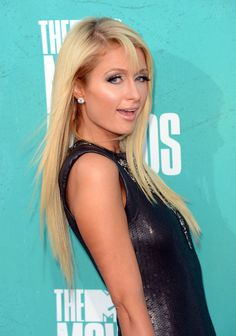 2012 #MTV Movie Awards - Arrivals #ParisHilton