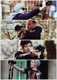i think this is fro the Kiss You music video!!!!!! :) #cantwait !!!!!!!!!