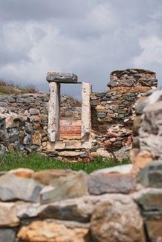 Gate, Histria, Constanta, Romania Copyright: Alexandru Olteanu