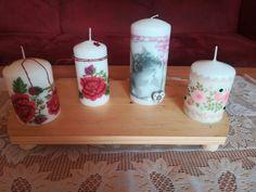 servitková metóda Pillar Candles, Taper Candles, Candles