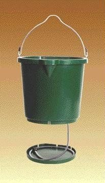BND 338591 FARM INNOVATORS-FARM - Heated Flat Back Bucket FB-120 by BUYNOWDIRECT. $48.49