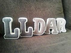 LLDAR (palabras de enamorados)