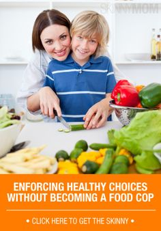 Get your family to eat healthy!