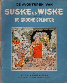 Suske & Wiske  The Blue Ones