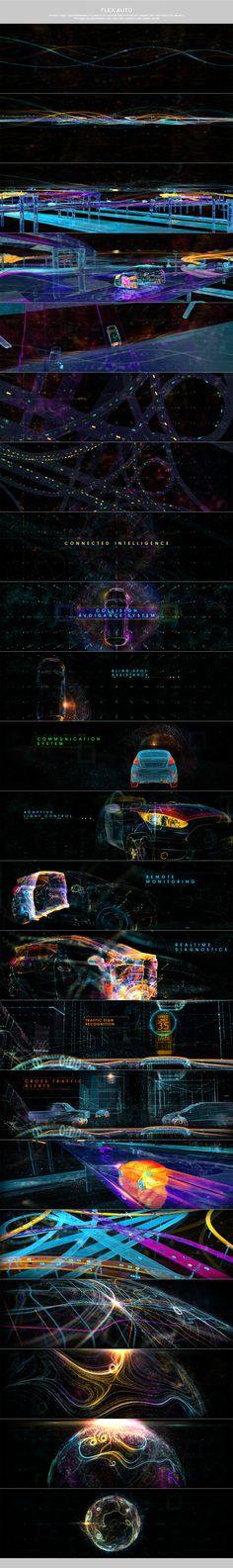 FLEX AUTO on Behance