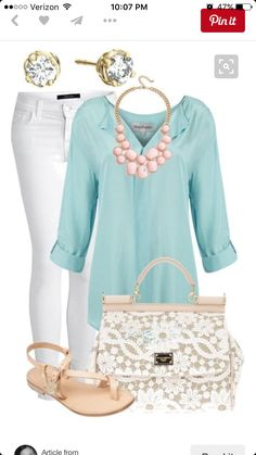 Ideal spring/summer outfit for everything but grocery shopping :) Love it!!