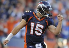 NFL Denver Broncos Tim Tebow (#15)