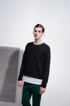 A unisex look from EDITHMARCEL.