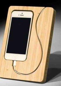 The Chisel 5: maak van houten broodplank een iPhone-dock.