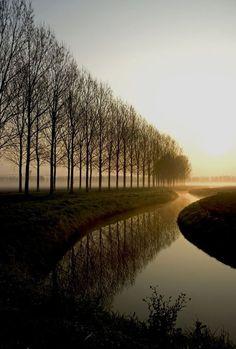 Oranjepolder, Oosterhout, The Netherlands