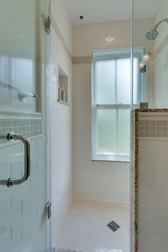Alexandria Hall Bathroom Remodel Design by Meg Tawes