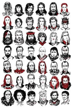 Game of Thrones by Peter Breese