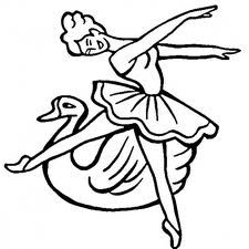 Barbie of swan lake coloring pages ~ The swan princess coloring pages | Disney and other art ...