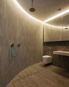 Redchurch Loft by Studio Verve Architects | #wetroom #bathroom