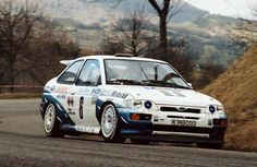 Ford Sierra, Ford Escort, Ol Days, Rally Car, Car And Driver, Monte Carlo, Subaru, Cars And Motorcycles, Race Cars
