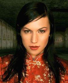 Cristina Scabbia, Lacuna Coil (vocals)