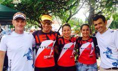 #TeamNewton en #Ironman #Kona 2014