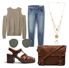 """""""OXFORD CASUAL"""" by savko-angelina ❤ liked on Polyvore"""