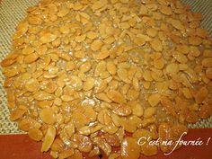 La nougatine au four de Lenôtre Lenotre, Oven Baked, Biscuits, Beans, Homemade, Baking, Vegetables, Meringue, Mini